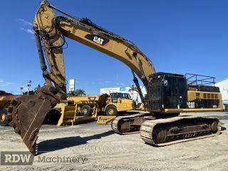 Caterpillar 349DL Excavator