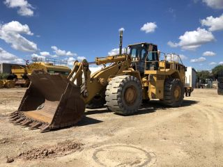 Caterpillar 988G Loader