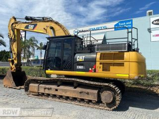Caterpillar 336DL2 Excavator