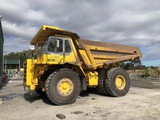 Komatsu HD465-5 Dump Truck