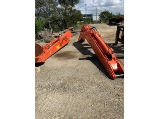 Hitachi Long Reach Attachments